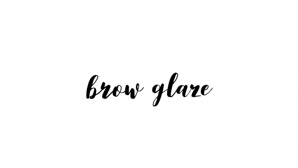 Brow Glaze